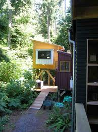 Small House Backyard 998 Sq Ft Small House On Whidbey Island