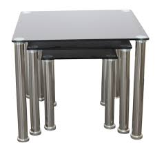 buy nest of tables living room nest of tables online furniture bedding store