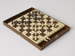 Diy Chess Set The World U0027s Most Beautiful And Unusual Chess Sets Atlas Obscura