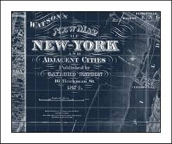 New York City Map Of Manhattan by New York Map Map Of New York Manhattan Map Blueprint Map Nyc