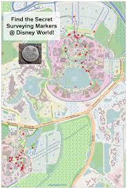 Disney Epcot Map Something For Geeks And Nerds To Do At Disney World Sas