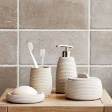 Wooden Bathroom Accessories Set by Furniture U0026 Accessories Completing Bathroom Accessories In Modern