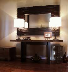 Wood Console Table Table Remarkable Reclaimed Wood Console Table Entry Contemporary