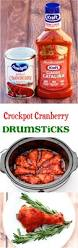 slow cooker cranberry chicken legs recipe never ending journeys