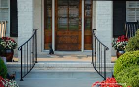 stair hand rails porch hand rails deck hand rails