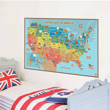Usa Wall Map by America Wall Map Promotion Shop For Promotional America Wall Map