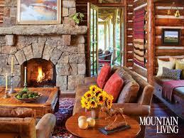 Interior Design Bozeman Mt True West Mountain Living July 2012
