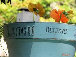 ideas for decorating terra cotta pots in the garden debbiedoo u0027s