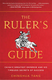 the ruler u0027s guide book by chinghua tang official publisher