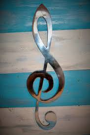 3 foot ironic g clef wall decoration by ironicitemsnantiques cool