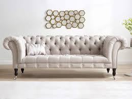 Small Leather Chesterfield Sofa Earl Grey Unpropped Reduced Modern Leather Chesterfield Sofa