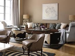 braun wohnzimmer wohnzimmereinrichtung ideen brauntöne sind modern