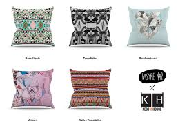 kessinouse kess home artforthehome art home decor dorm pillow