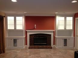 Fireplace Surround Bookshelves New Ideas Fireplace Mantels With Bookshelves With Custom Fireplace