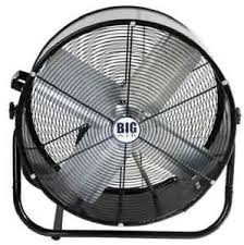 large floor fan industrial warehouse fan ebay