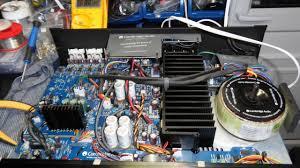 lexus parts cambridge cambridge azur 550a amplifier repair youtube