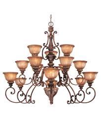15 light chandelier illuminati 52 15 light chandelier in illuminati bronze