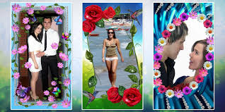 animated flower frames android apps on google play