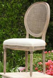 vineyard cane back upholstered dining chair town u0026 country event