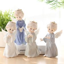 Angels Home Decor by Popular Ceramics Angels Buy Cheap Ceramics Angels Lots From China