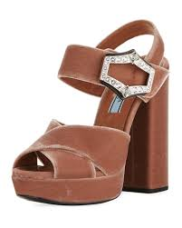ankle strap heel sandal neiman marcus