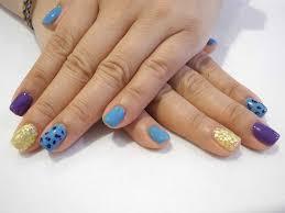 rainbow nails nail art gallery