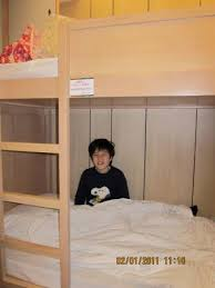 Bunk Bed Hong Kong The Bunk Bed In The Picture Of Noah S Ark Resort Hong Kong