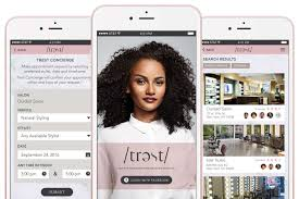 meet the apps revolutionizing black hair care