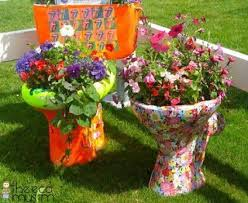 Pinterest Gardening Crafts - toilet bowl garden art ideas google search the bub toilet
