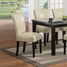 Parson Dining Room Chairs Leather Parson Dining Chairs Maggieshopepage