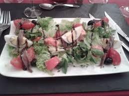 chambre d hotes castelnaudary chambre d hote castelnaudary salade tomates anchois de la dolce vita