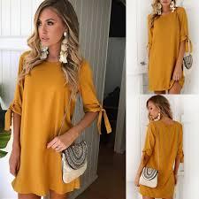 js 29 enough stock new autumn casual dress 2017 ladies women