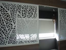 Privacy Screens Screen Art Privacy Screens Residential Upper Level Entrance From