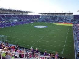 Grapefruit League Map Orlando City Sc Seating Chart U0026 Interactive Map Seatgeek