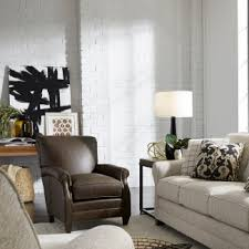 leather chair living room living room upholstered accent chairs schneiderman s furniture