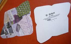 Make Your Own Envelope Envelope Making Tutorial The Knit Cafe