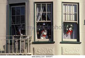 Christmas Window Decorations San Francisco by Christmas In San Francisco Stock Photos U0026 Christmas In San