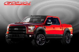 Ford F150 Truck Manual - ford bringing seven customized f 150 pickups to sema 2015 photo