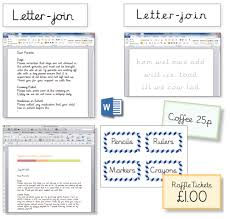 letter join worksheets
