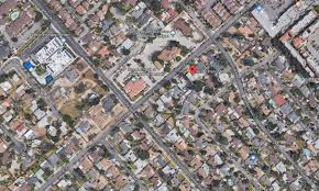 Pierce College Map Man Shot In Pacoima Was Found In Driveway Next To Vehicle Before