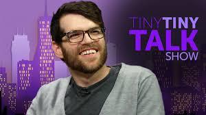 timothy simons u0026 nikki limo on tiny tiny talk show