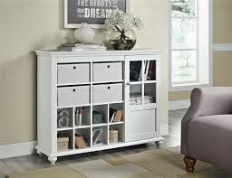 White Wooden Storage Cabinet With Drawers And Door Large White Wooden Storage Cabinet With Drawers And Storage