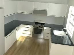 poser plan de travail cuisine beton cire sur carrelage plan de travail cuisine sols en ateliers