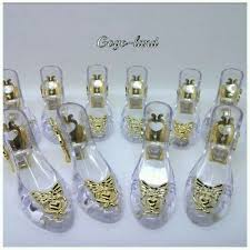wedding souvenirs 48 clear slippers wedding souvenir favor holders plastic shoes