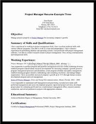 Mission Statement Examples For Resume Example Of Objective Statement For Resume