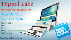 affordable web design development services in kitchener free