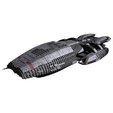 battlestar galactica galactica prefinished model kit moebius