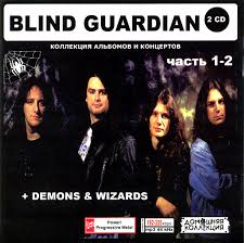 blind guardian demons u0026 wizards blind guardian часть 1 2 cdr