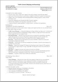 Resume For A Warehouse Job Sales Shipping Resume Copywriterbrochure Rinessayheck Me