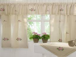 kitchen curtain ideas diy kitchen curtain ideas with bright colors home design